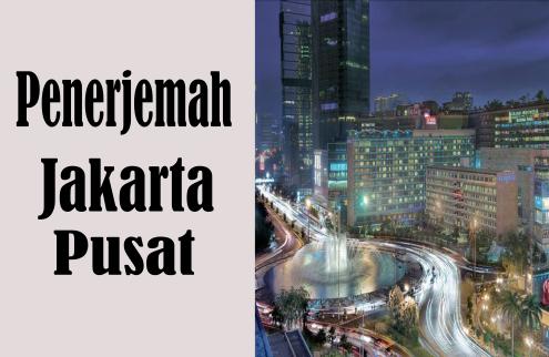 Jasa penerjemah tersumpah terpercaya di Jakarta Pusat