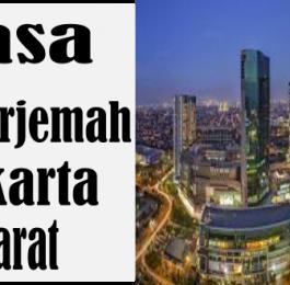 Jasa Penerjemah Tersumpah di Jakarta Barat
